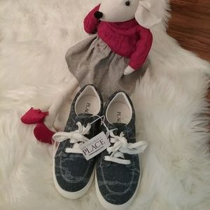 THE CHILDREN'S PLACE / GIRLS YOUTH SNEAKER